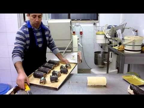 Tronchetto Di Natale Video Ricetta.Video Ricetta Su Youtube Salame Del Re O Tronchetto Di Natale O