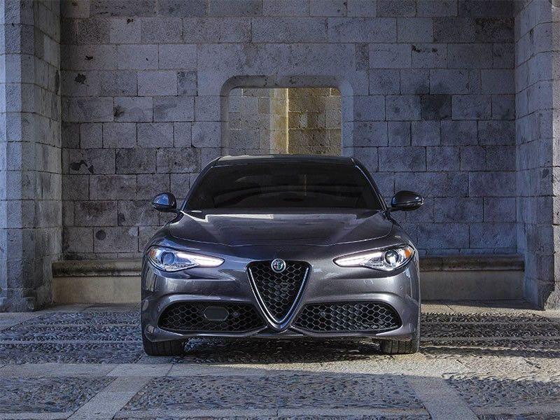 2019 Alfa Romeo Giulia A Sports Sedan Built For