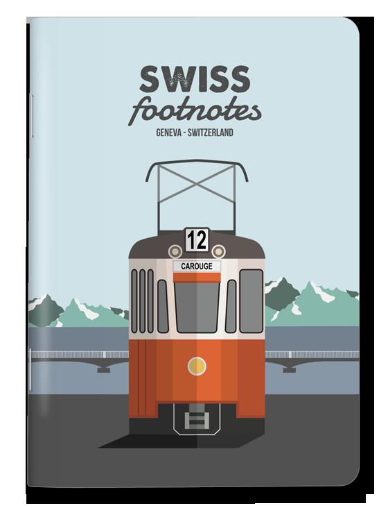 Geneva Tram - CHF 14.9