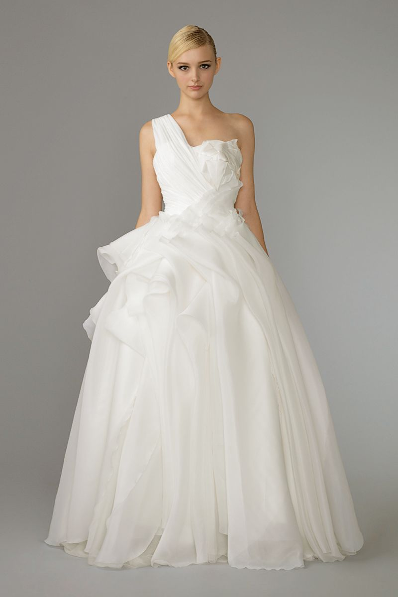 Ball Gown by Z Wedding D'sign - The Wedding Dress - SingaporeBrides