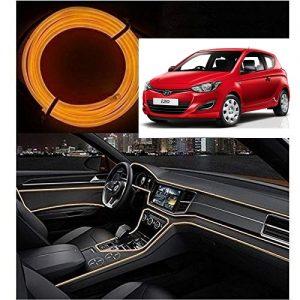 Hyundai I20 New Car Dashboard 5m Car Interior Light Orange Price 400 Elantra Car Car Car Interior