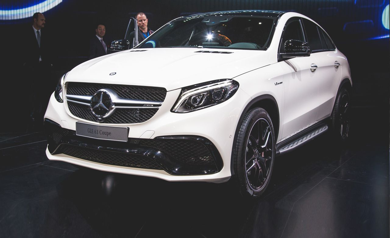 2016 mercedes amg gle63 s coupe 4matic a coupe uv with for Mercedes benz gle63