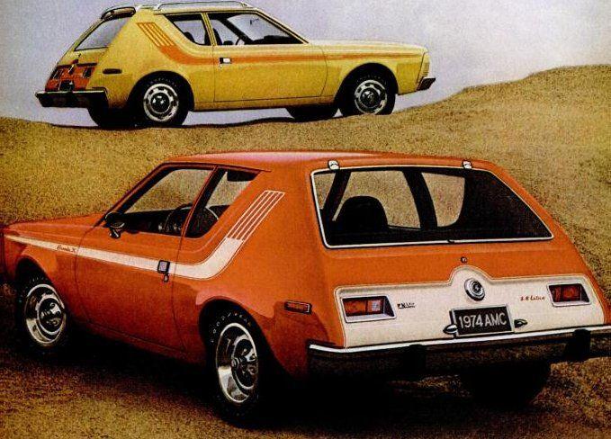 Vintage Gremlin Car 1973 1970s Wow What A Car Amc Gremlin Gremlin Car Gremlins