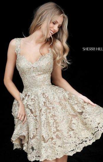 Sherri Hill 51521 at B.loved Boutique #blovedprom #Sherrihill  www.blovedfashions. Prom Dresses 2017Short ...