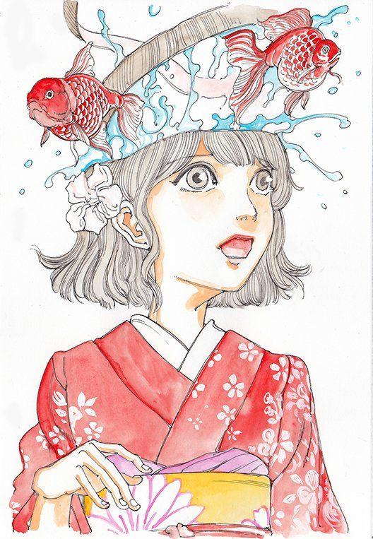 「Manga Genre HORROR」おしゃれまとめの人気アイデア Pinterest Rai Oliveira