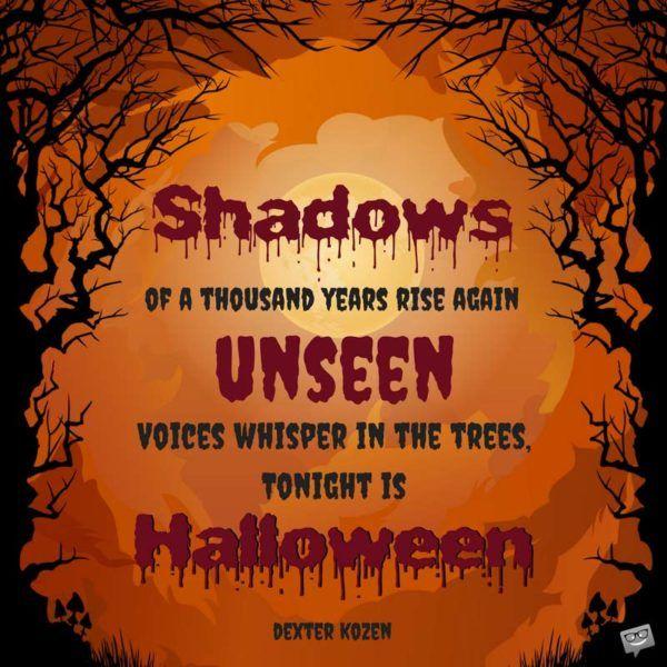 Wonderful 20+ Scariest Halloween Quotes, Memes U0026 Pics