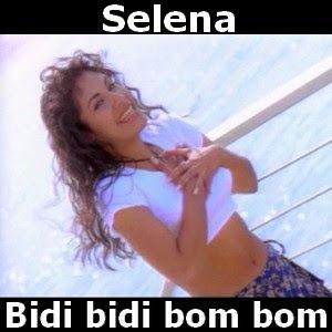 Selena Bidi Bidi Bom Bom Selena Quintanilla Perez Selena Quintanilla Selena