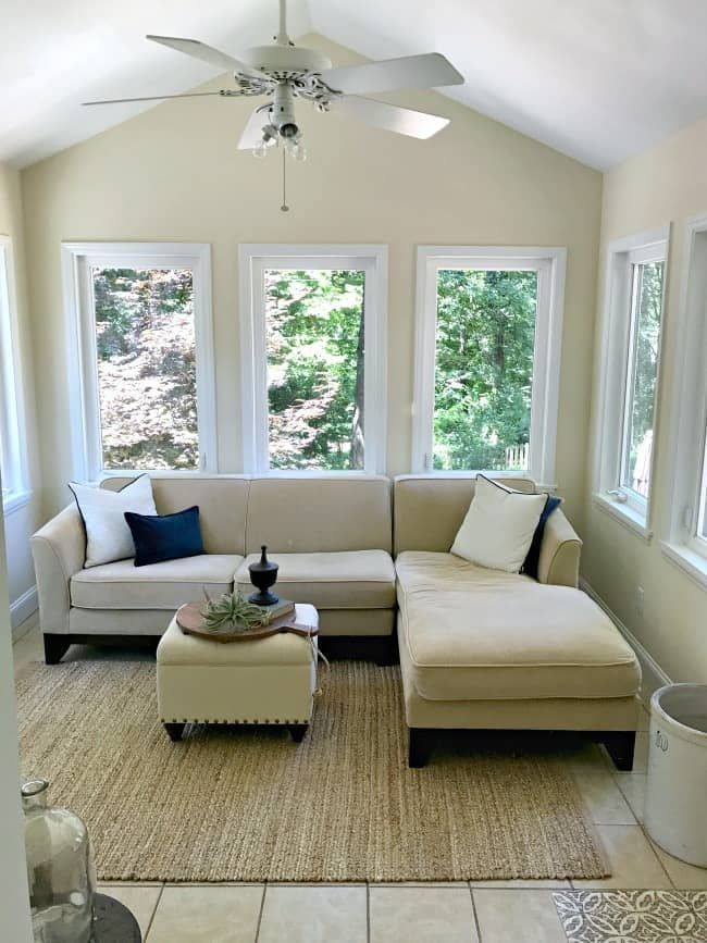 Small Sunroom Decorating Ideas images