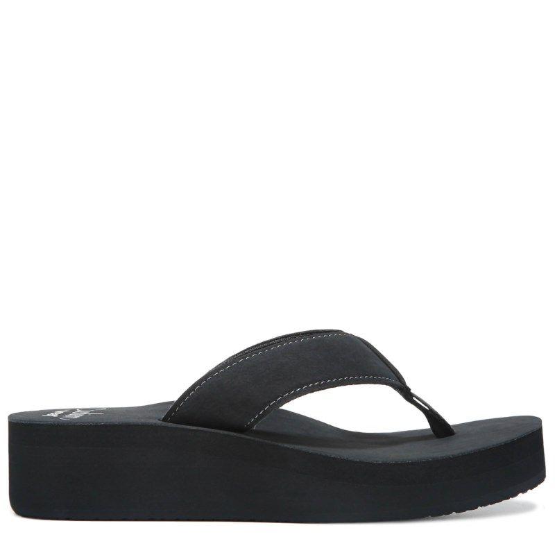 75ed48a4fe3 Reef Women s Reef Cushion Butter Flip Flop Shoes (Black) - 10.0 M