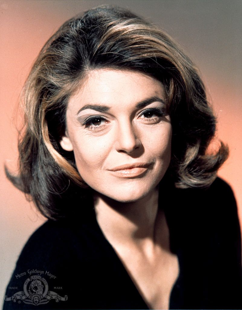 Ann Bancroft In The Graduate 1967 Beautyclassic Hollywood