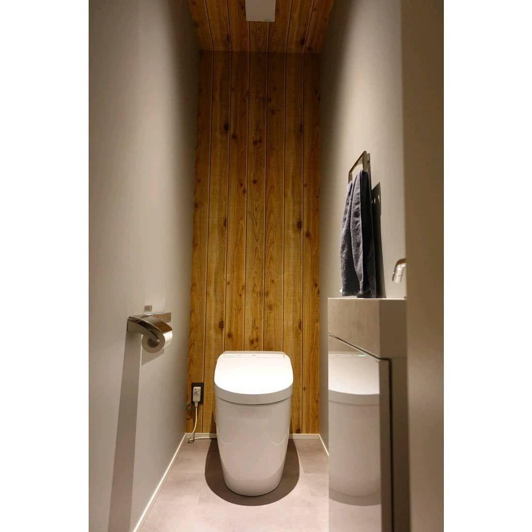 画像に含まれている可能性があるもの 室内 トイレ トイレのデザイン