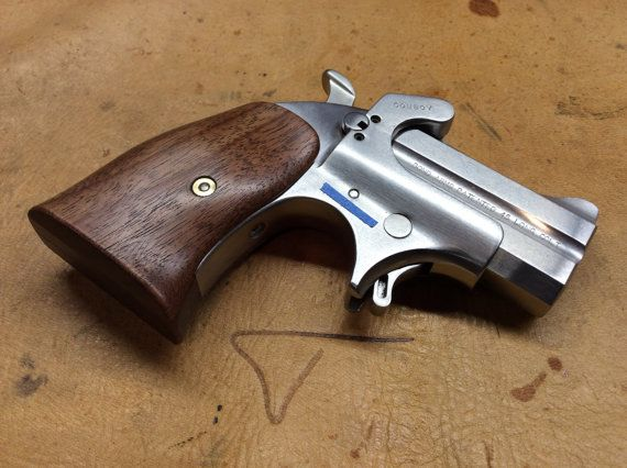 Six Gun Grips for the Bond Arms Derringer | Gun stuff | Guns, Hand