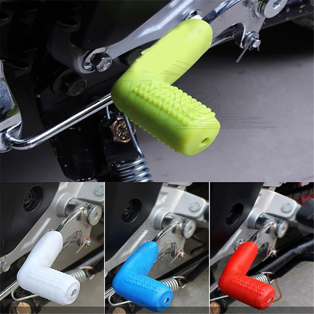 Universal Motorcycle Gear Shift Lever Rubber Sock Gear Shifter Boot