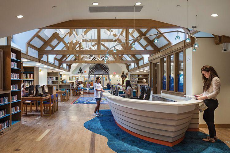 2015 Library Design Showcase