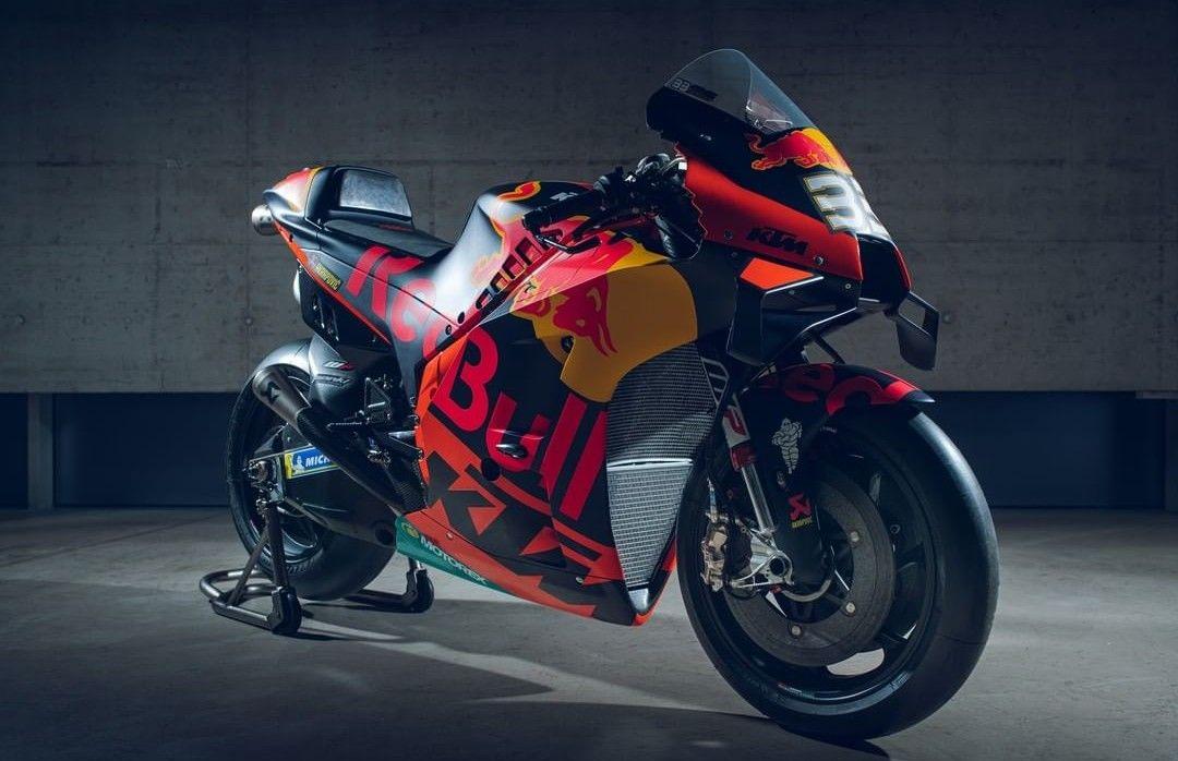 2020 Ktm Red Bull Racing Livery In 2020 Red Bull Ktm Ktm Ktm Factory