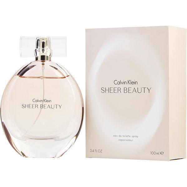 Calvin Klein Sheer Beauty For Women In 2020 Calvin Klein Sheer Beauty Beauty Perfume Perfume