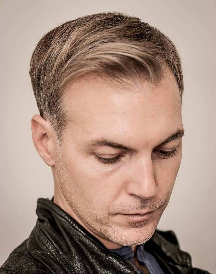50 Classy Haircuts And Hairstyles For Balding Men Hair Pinterest