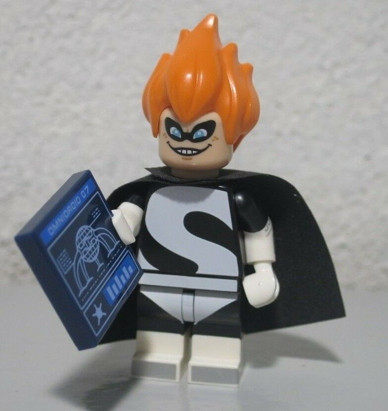 LEGO Minifigure 71012 Syndrome Disney Series