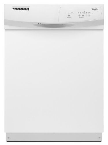Whirlpool Quiet Partner I : whirlpool, quiet, partner, Whirlpool, WDF310PAAW, White, Console, Dishwasher, Energy, (883049251684), Quiet, Partner, Sound, Package, Delay, Was…, Star,, Whirlpool,