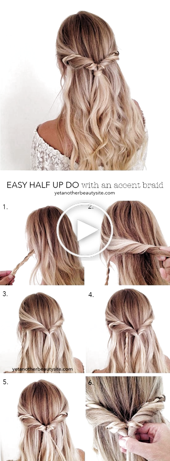 Pin on Beauty -   16 graduation hairstyles ideas