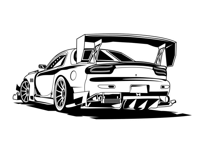 Silhouette Car Vector Black And White Car Cliparts Freepatternsarea Car Vector Car Silhouette Silhouette Vector