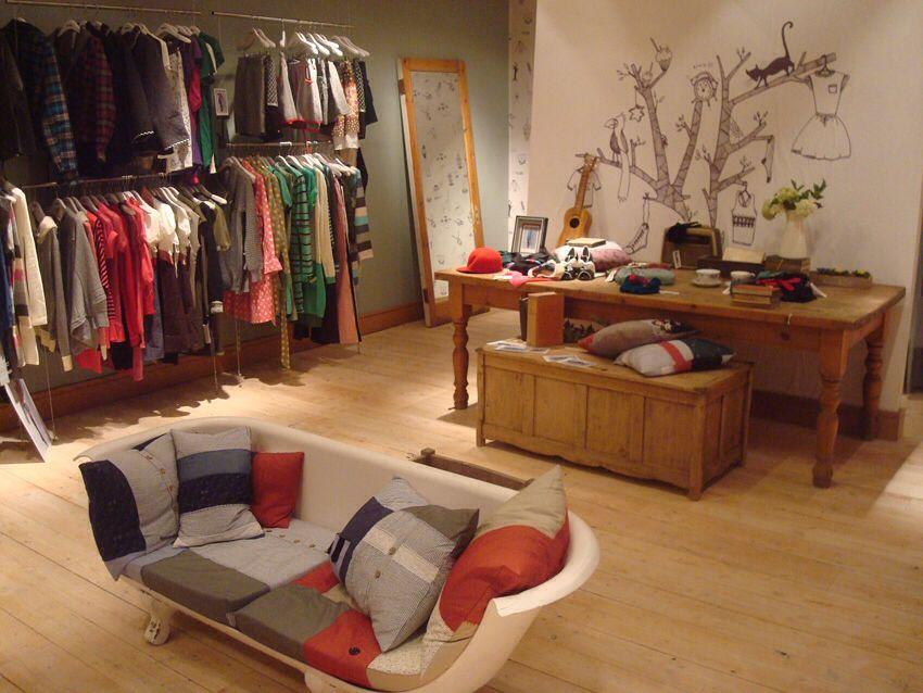 Idea para decorar tienda de ropa decorar tienda for Decoracion de boutique