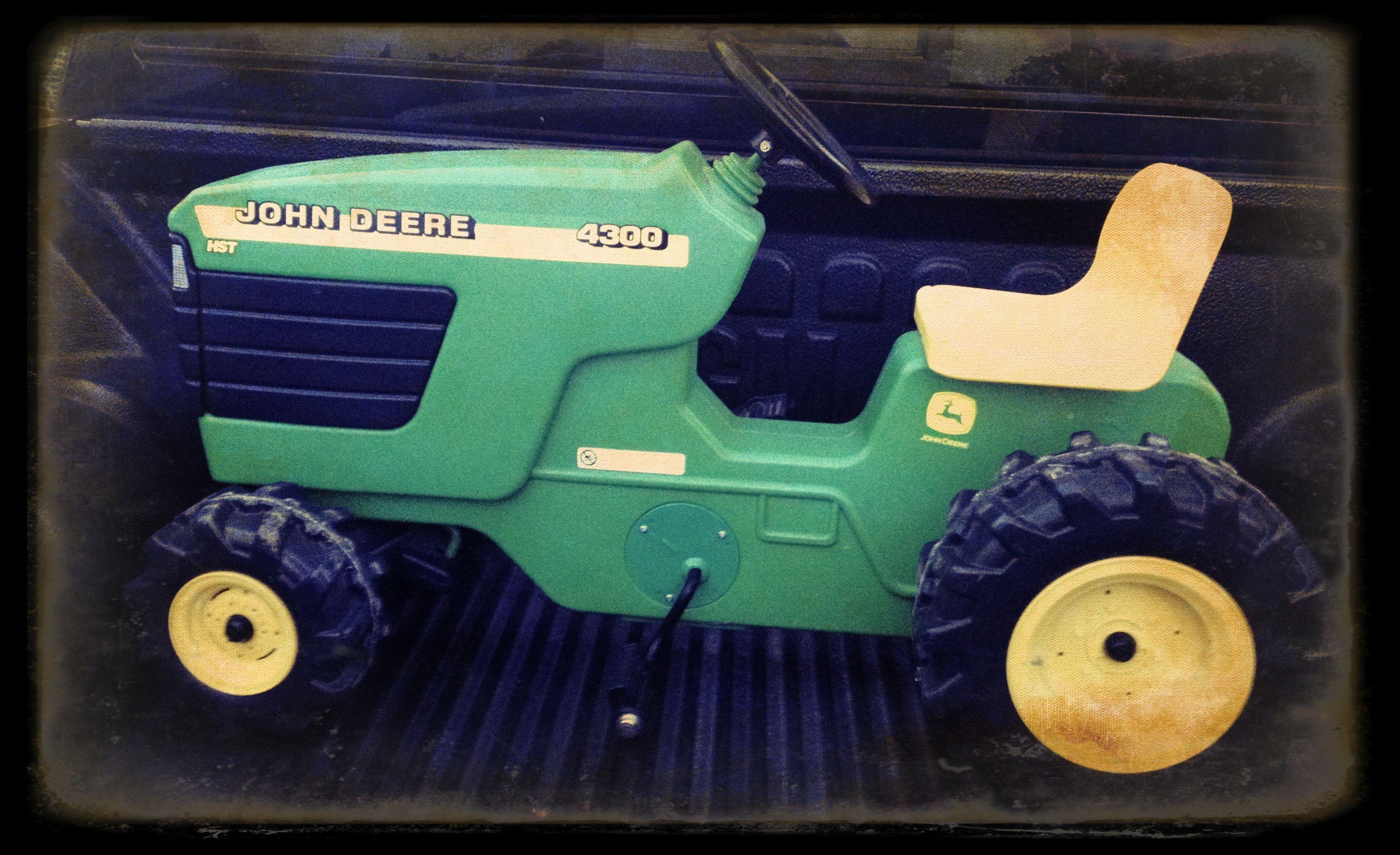 John Deere my boys favorite toy | Little Boy Toys | Little ...