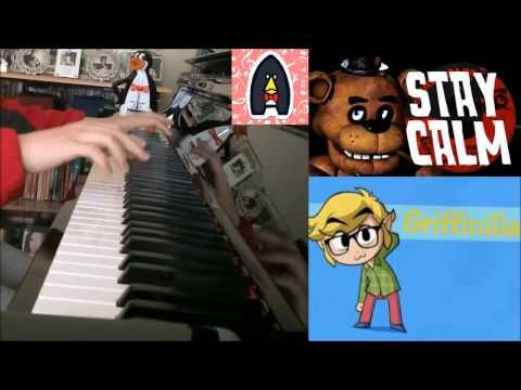 Five Nights At Freddy's Song -