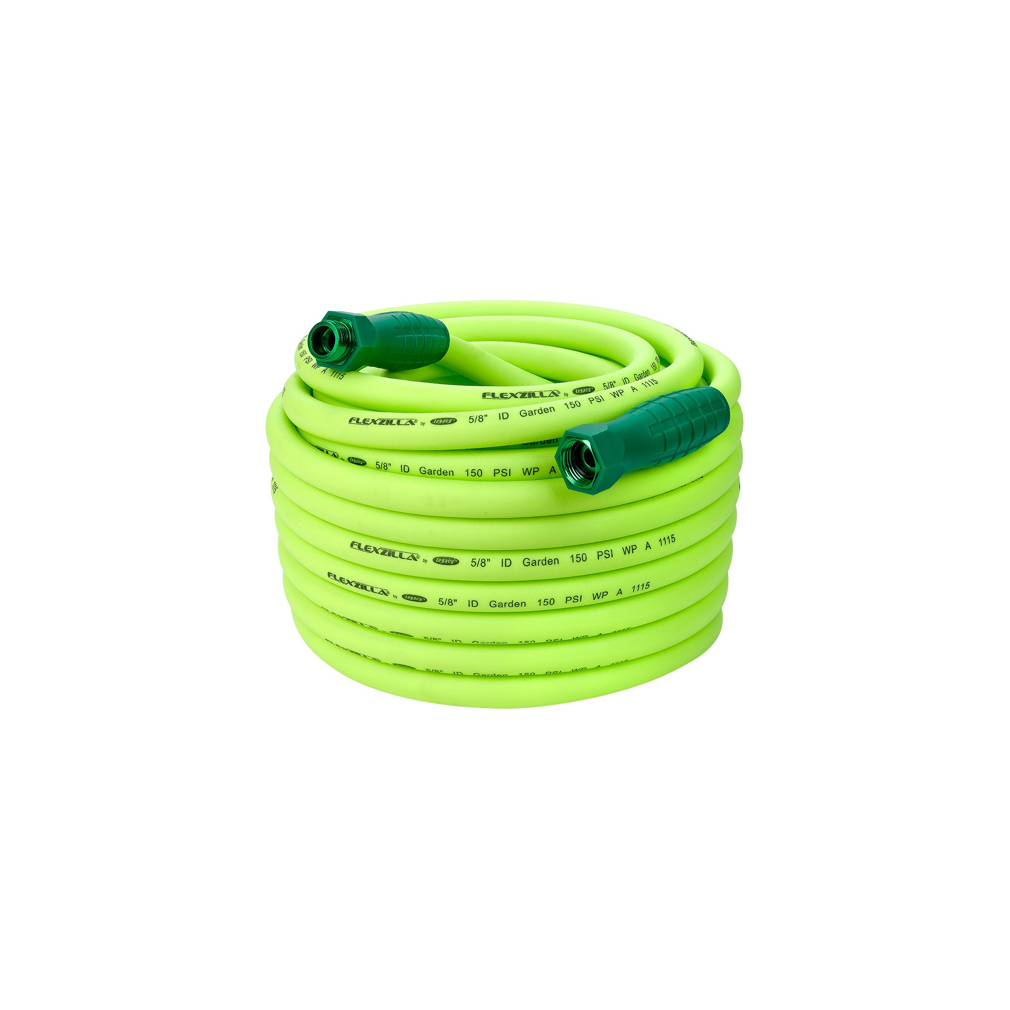 Garden Lead In Hose with Swivelgrip Connections 5/8 x 100