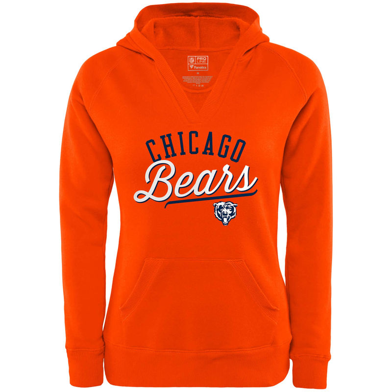 5636d6ab Chicago Bears NFL Pro Line by Fanatics Branded Women's Showtime ...