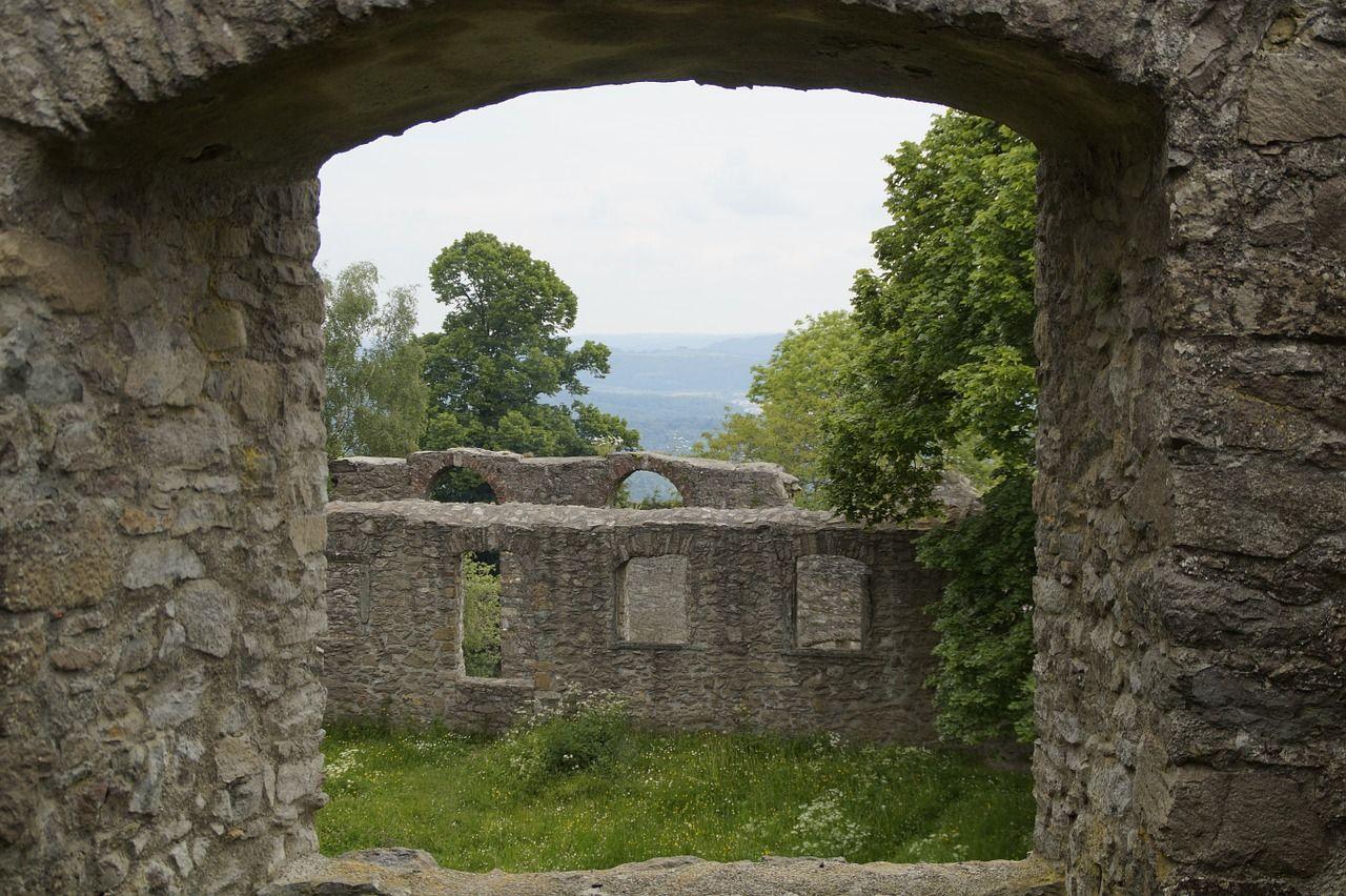 Free Image On Pixabay Castle Ruin Middle Ages Castle Castle Ruins Ruins