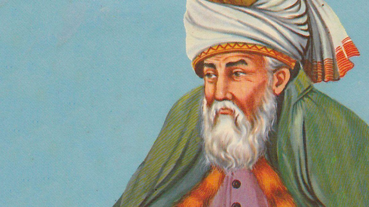 Image result for Jalal al-Din Rumi