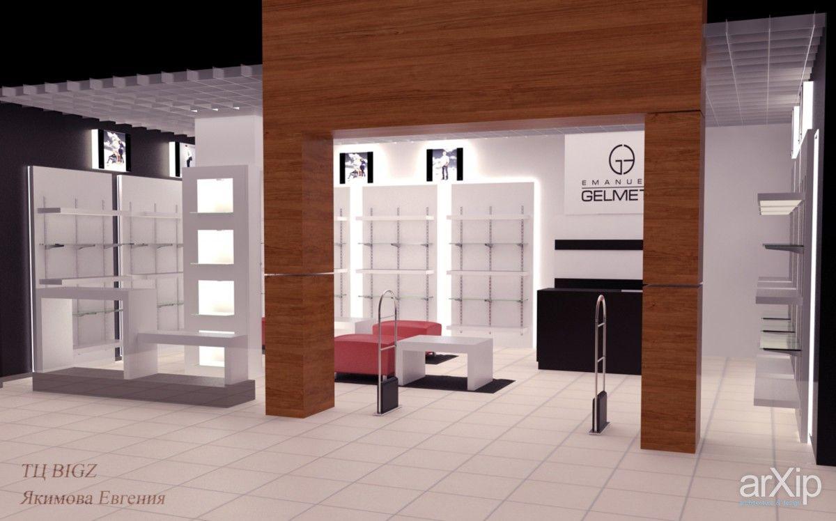 ТЦ BIGZ Gilmetti бренбук: интерьер, хай-тек, магазин, супермаркет, 30 - 50 м2, торговый зал #interiordesign #hitech #shop #supermarket #30_50m2 #salesroom arXip.com