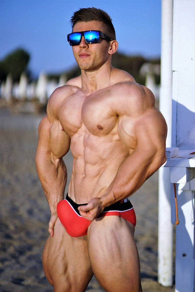 Search our Gay Muscle Members by Category: