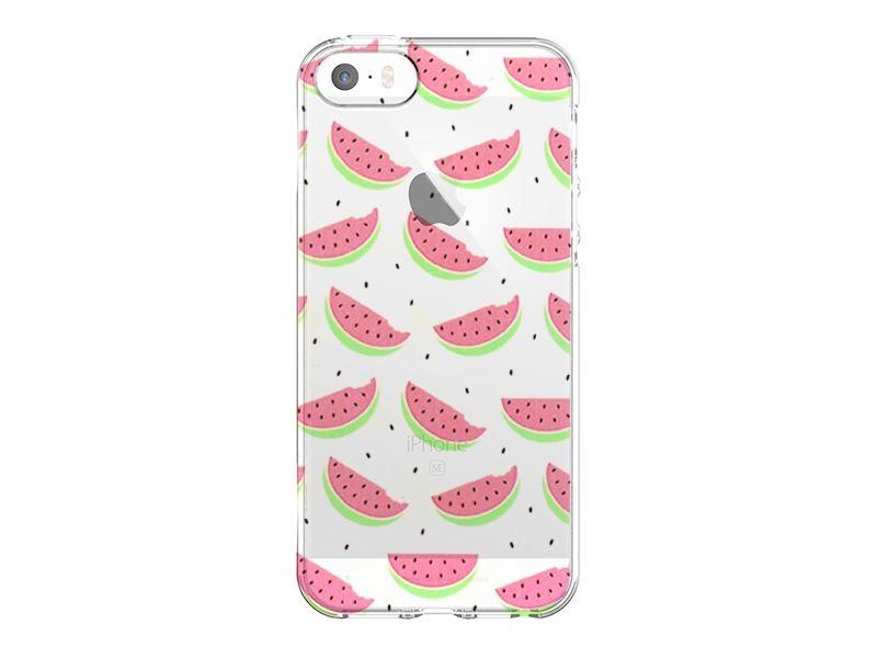 Coque Iphone 5/5S - Demi-pastèque   Coque iphone, Iphone, Iphone 5