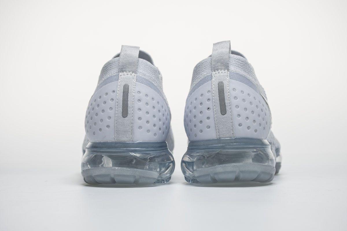 big sale 29537 a4cf2 Nike Air VaporMax 2.0 942842-100 Triple White Shoes5 | Nike ...