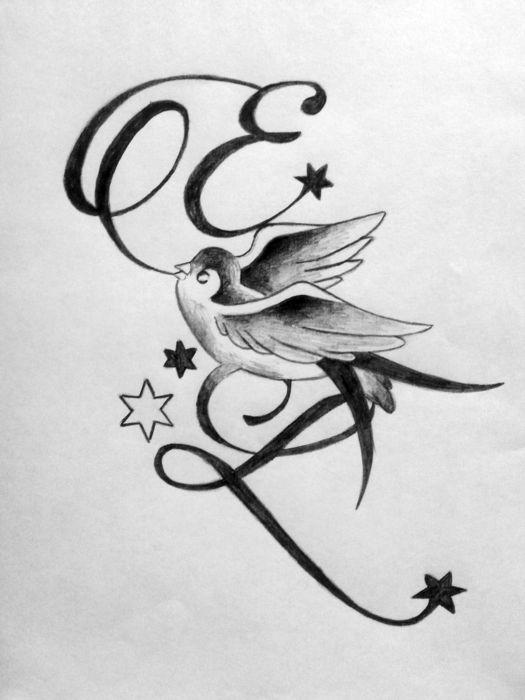 Resultat De Recherche D Images Pour Lettre C Entrelace Tattoo