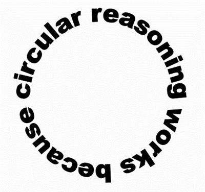 Image result for circular reasoning works