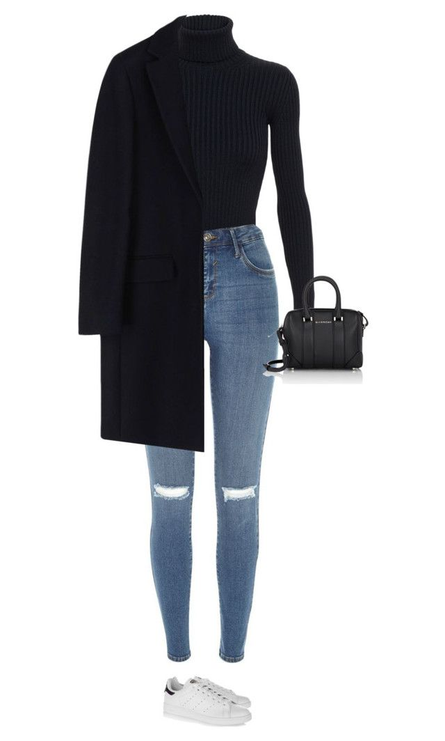 ! by alesizzle on Polyvore featuring polyvore fashion style Alaïa MSGM River Island adidas Originals Givenchy clothing