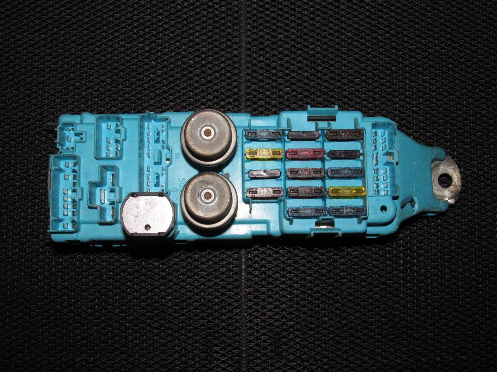 hight resolution of 86 87 88 toyota supra oem turbo interior fuse box autopartone com rh pinterest com 88