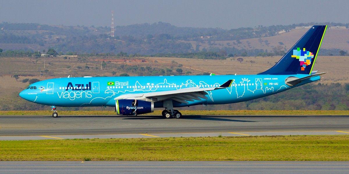 Resultado de imagen para Azul A330 Campinas