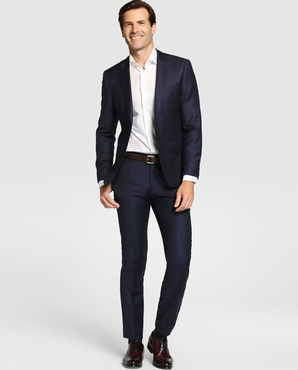 868255ba2dd31 Traje de hombre Tommy Tailored regular liso azul · Tommy Tailored · Moda · El  Corte Inglés
