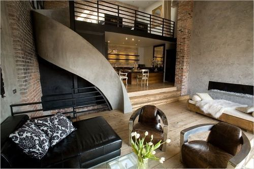 Ultimate bachelor pads (35 photos) Apartment ideas, Apartments