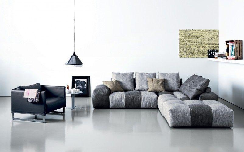 New Fabrics For Modular Sofa Pixel By Saba Italia Www