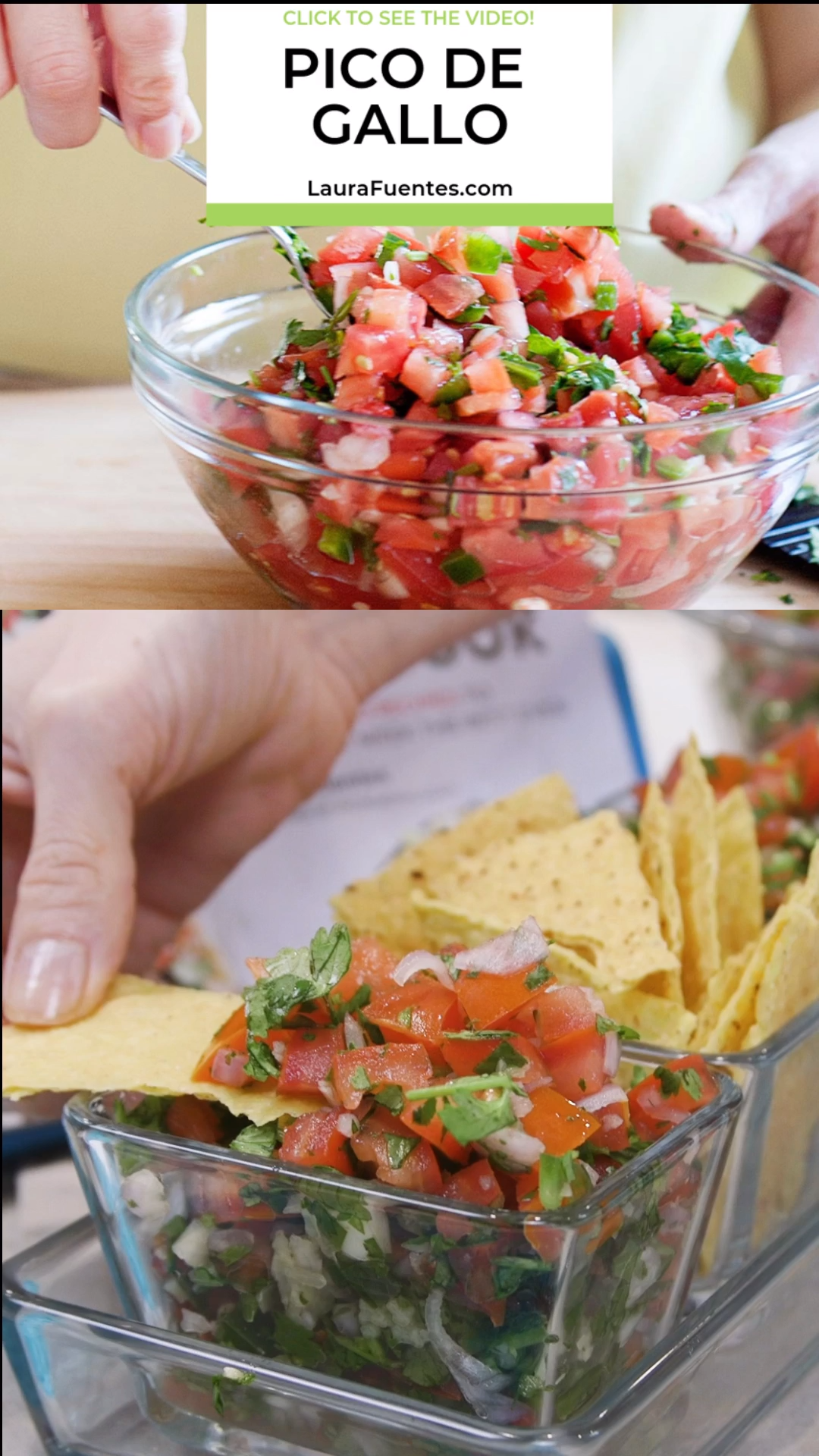 FRESH HOMEMADE PICO DE GALLO