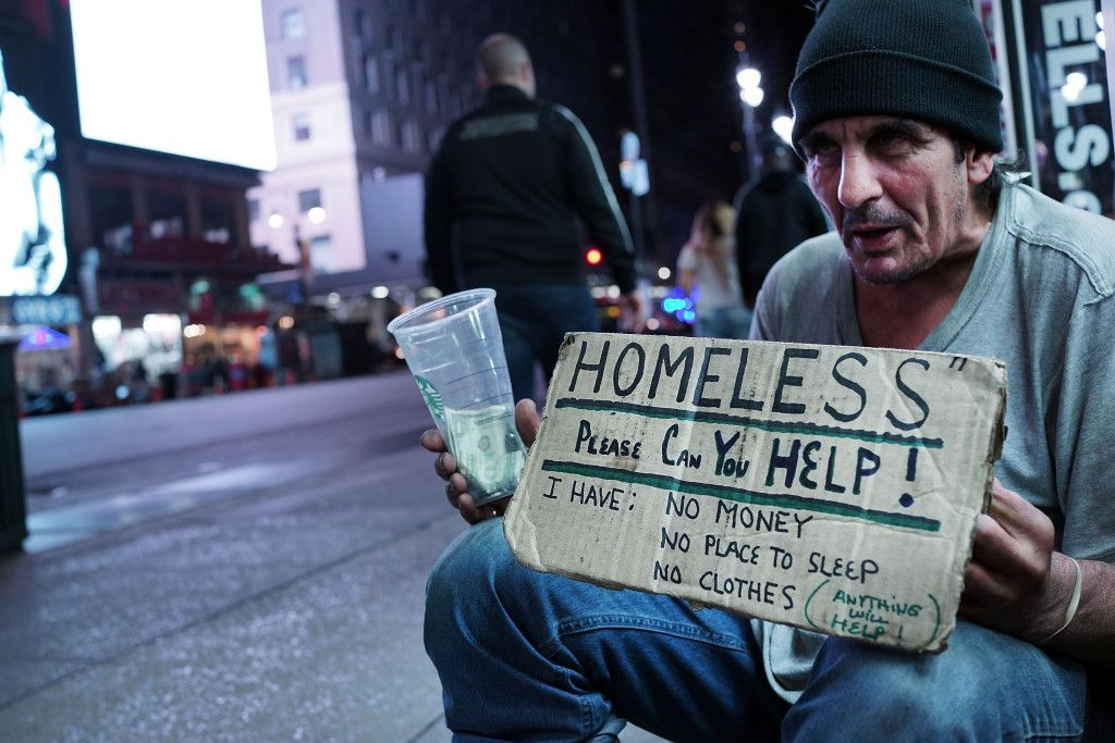 Homeless In America 5 Things To Say And 5 Things To Not Say Homeless How To Plan Sayings