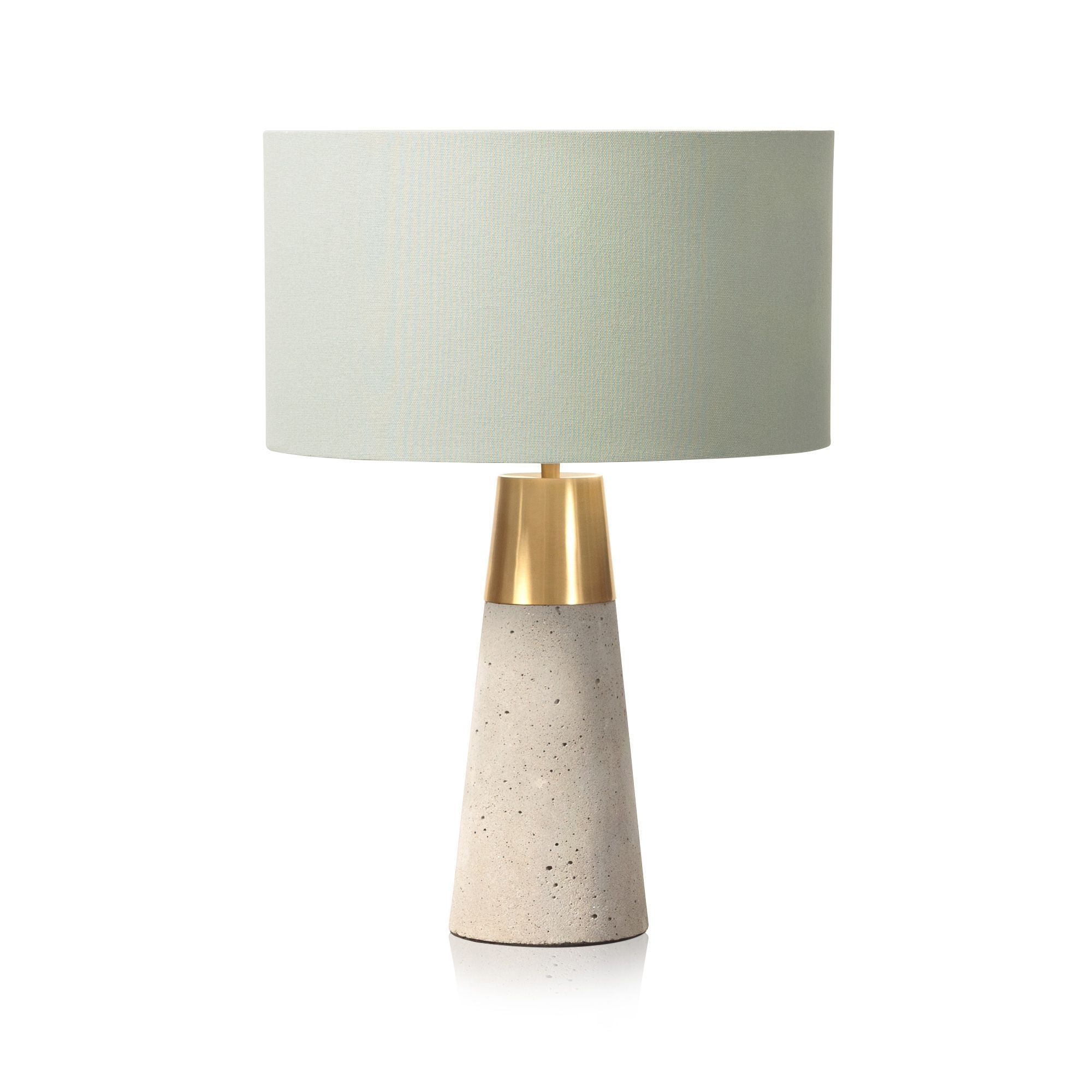 Mid Century Table Lamps Let S Fall In Love With The Most Dazzling Mid Century Lighting Designs Mid Century Table Lamp Table Lamps Living Room Concrete Lamp