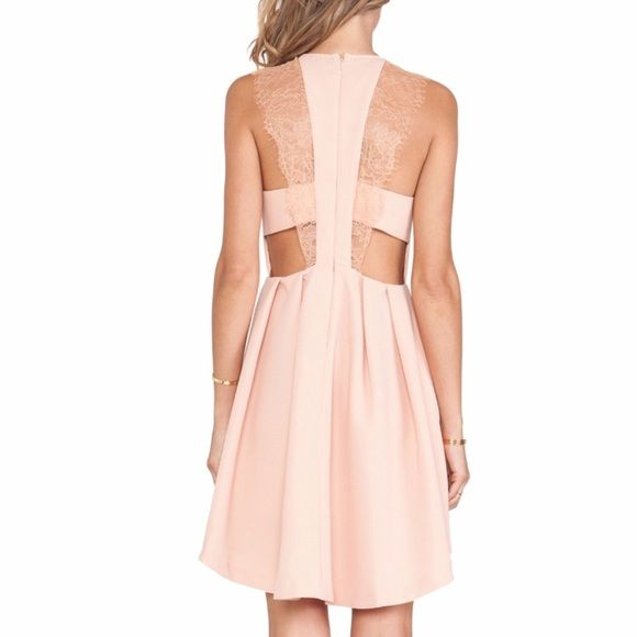 New Gorgeous Pink Back Lace Detail Dress❤️ New Gorgeous Pink Back Lace Detail Dress❤️ Dresses