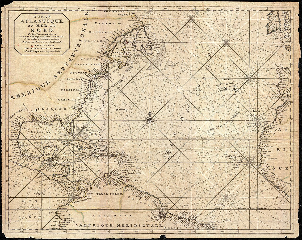 File1683 mortier map of north america the west indies and the file1683 mortier map of north america the west indies and the atlantic ocean geographicus atlantique mortier 1693g httpsgoogleblank gumiabroncs Images