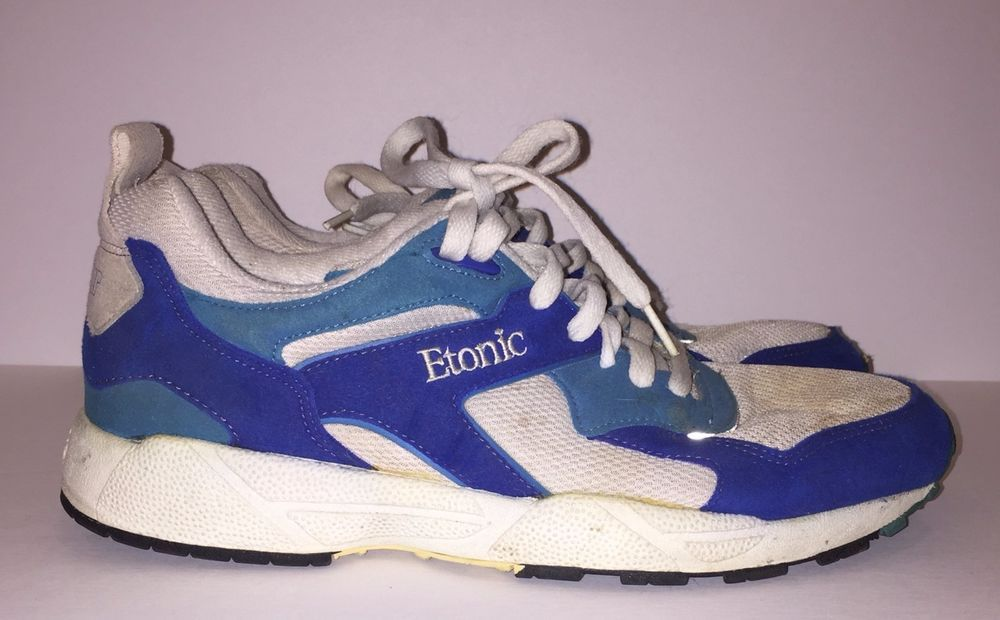 Vintage 90s Etonic Stable Air Stanchion Deadstock Running Shoes Sneakers 10   Etonic  RunningCrossTraining e6be73ed5